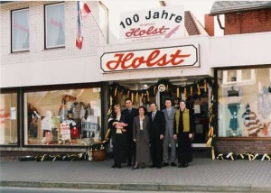 Modehaus Holst 2000